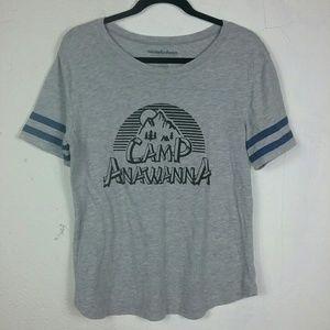 Camp Anawanna 'Salute Your Shorts' T-Shirt
